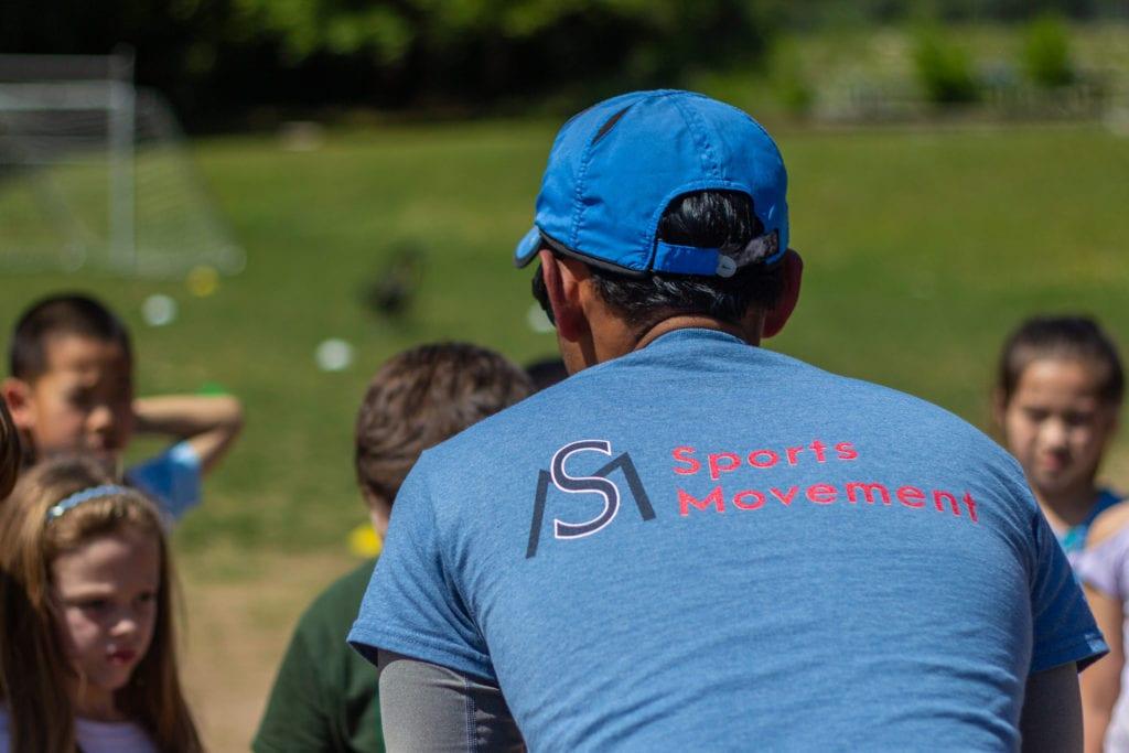 Sports Movement t shirt