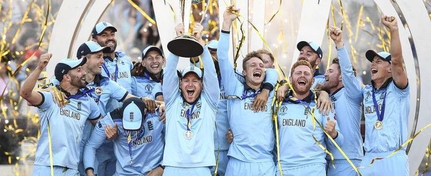 England World Cup champions