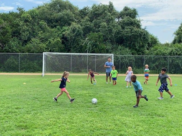 Austin Kids Playing Soccer (6)