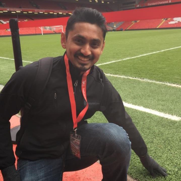 Raghav Shankar - Cricket and Soccer Blogger
